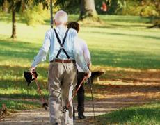 Pflegeteam Hettstedt - In jedem Alter sportlich aktiv sein.